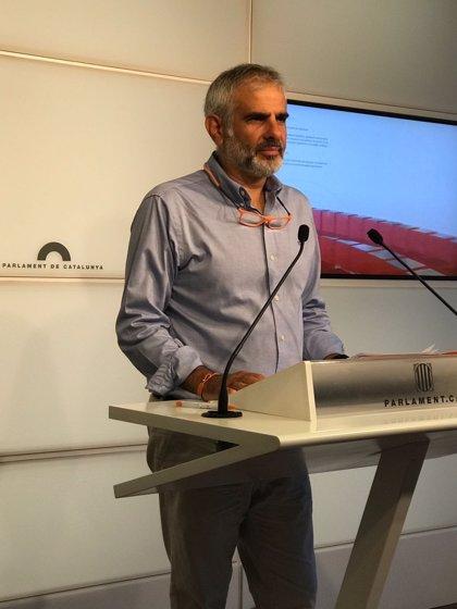 """Cs critica el """"fracaso del golpe a la democracia"""" del pleno del 6 y 7 de septiembre de 2017"""
