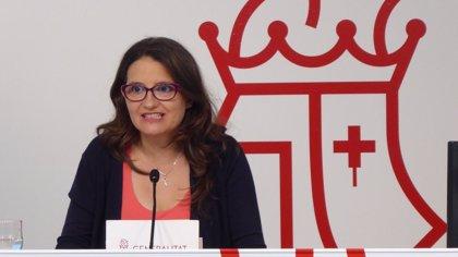 """Oltra sobre el referéndum que plantea Sánchez en Cataluña: """"Es un paso para iniciar un debate democrático"""""""