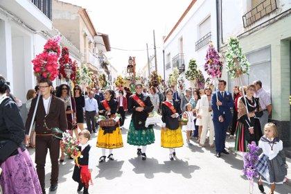 Ayuntamiento Bolaños redacta el proyecto para que su procesión del Cristo de la Columna sea Fiesta de Interés Regional