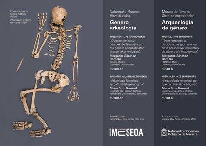 El Museo de Navarra dedica un ciclo a la Arqueología de Género