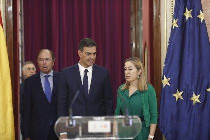 Moncloa apunta que la comparecencia de Torra en el Congreso podría ser en comisión, sin necesidad de votación