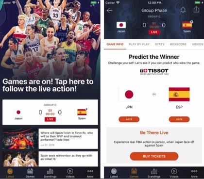 El Mundial de Tenerife lanza su aplicación móvil con toda la información del torneo