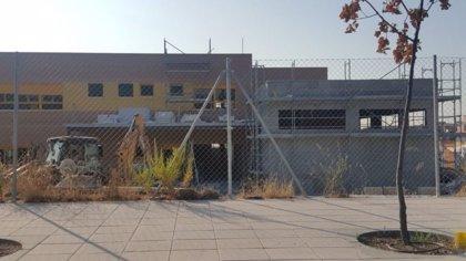 El CEIP Tempranales de 'Sanse', en obras a un día del comienzo de clases y sin licencia municipal de primera ocupación