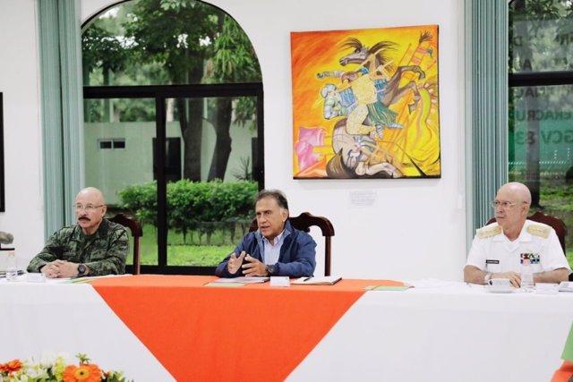 Gobernador del estado de Veracruz, Miguel Ángel Yunes