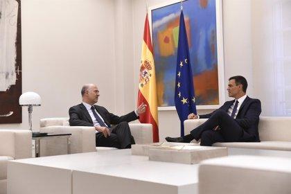Sánchez enviará a Bruselas su plan presupuestario antes del 15 de octubre y presentará los PGE en noviembre