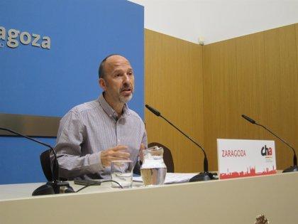 CHA propone que se retire cualquier subvención o ayuda a edificios que mantengan simbología franquista