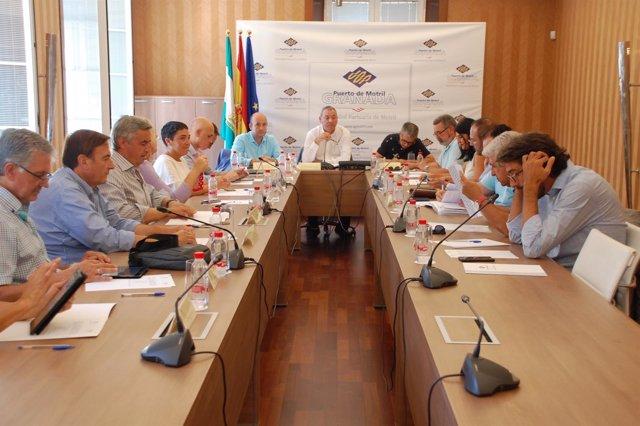 Consejo de Administración del Puerto de Motril (Granada)