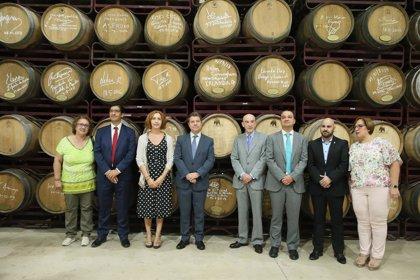 El volumen en exportación de vino, mosto y subproductos en C-LM llega a 900 millones