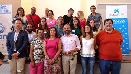 Una veintena de jóvenes participan en el segundo Campamento Inclusivo de FAAM
