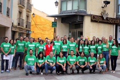 Caja Rural de Soria destinará a Cruz Roja el 10% del importe de los seguros vendidos