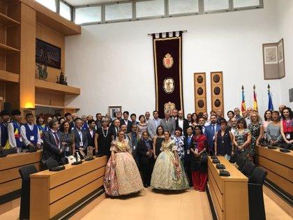 Representantes de 18 países participan en Algemesí en un encuentro de  ciudades con patrimonio inmaterial