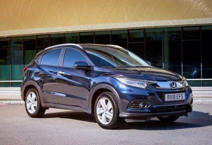 El nuevo Honda HR-V llegará a España en octubre