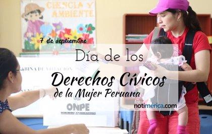 7 de septiembre: Día de los Derechos Cívicos de la Mujer Peruana, ¿por qué se celebra este día?