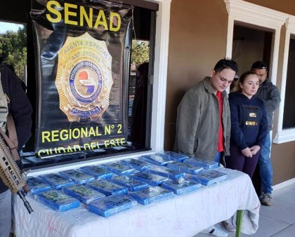 Colombia, Ecuador y Chile acuerdan trabajar de forma conjunta en la lucha contra el tráfico de drogas