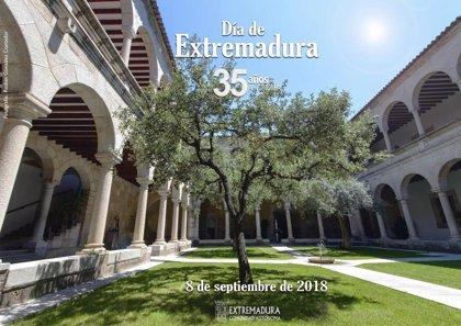 Extremadura conmemora este viernes el Día de la Comunidad con un acto institucional y la entrega de medallas
