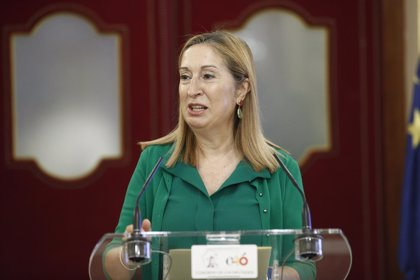 Ana Pastor reitera que avisó a Casado de la oferta a Torra y apunta que la ley prevé un formato con votación