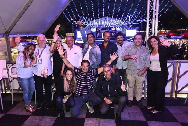 Próximo cierre del Festival Intercultural de Santander