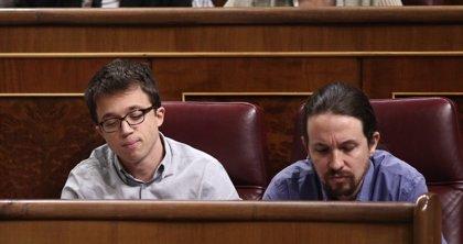 Errejón explica que su salida de la Ejecutiva de Podemos llegará cuando se lo pida Iglesias