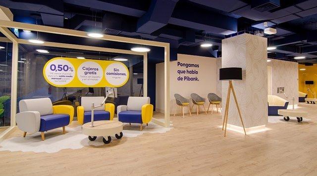 Nuevas oficinas de Pibank