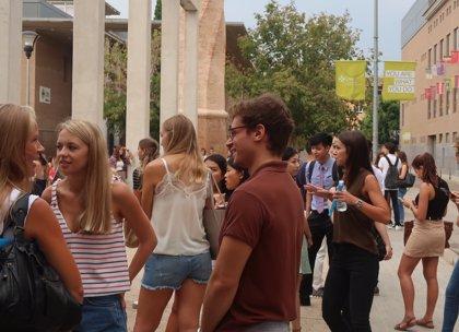 La CEU Cardenal Herrera recibe a 2.000 nuevos alumnos, más de 600 internacionales, con unas jornadas de bienvenida
