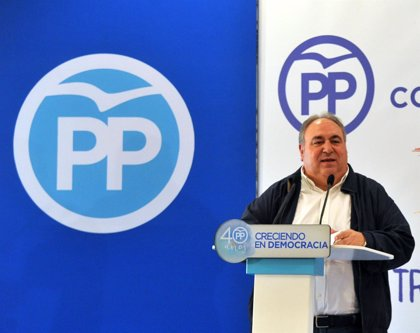 """Tirado se retira de la carrera sucesoria en el PP de C-LM en busca de """"la unidad y la renovación"""""""