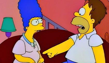 Descubierto un tremendo error de Los Simpson 23 años después