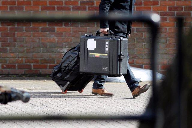 Inspectores de la OPAQ en Salisbury tras el ataque contra Sergei Skripal