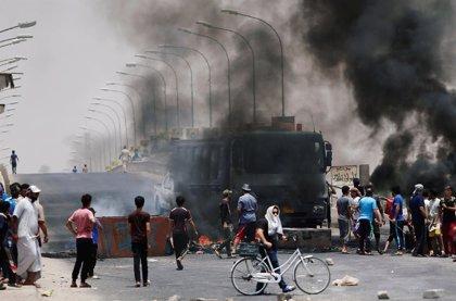 El Parlamento de Irak celebrará mañana una sesión de emergencia para abordar las protestas en Basora