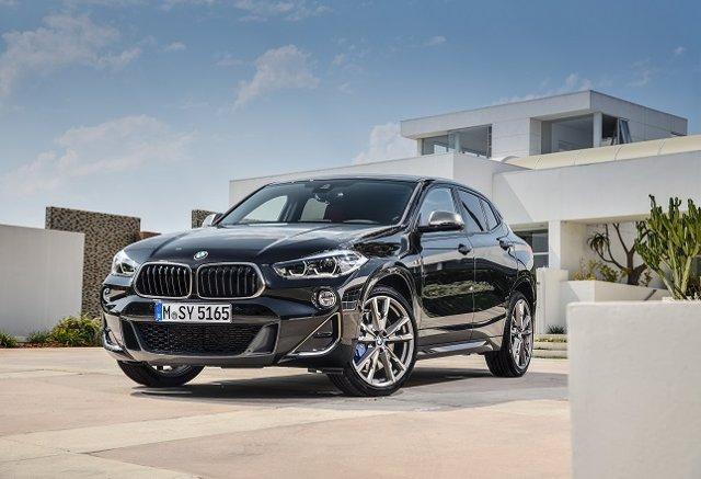 BMW iniciará la producción del X2 M35i en noviembre, pero no llegará a Europa hasta marzo de 2019