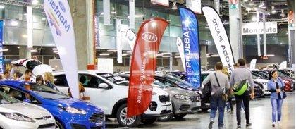 Las ventas de vehículos de ocasión caen en la Comunitat Valenciana un 3,37% en agosto