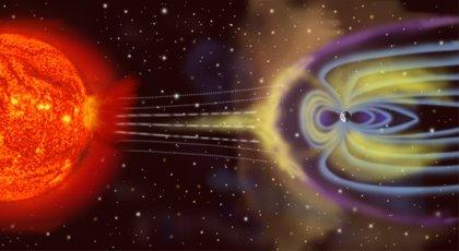Prueba directa del proceso que forma el campo magnético terrestre