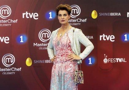Antonia Dell'Atte carga duramente contra sus compañeros de 'Masterchef Celebrity'