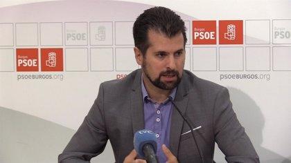 PSCyL planteará en el Pleno de las Cortes la creación de un suelo social en el Estatuto de Autonomía