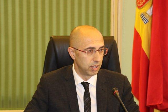 El director de la Oficina Anticorrupción, Jaume Far, en Comisión Parlamentaria
