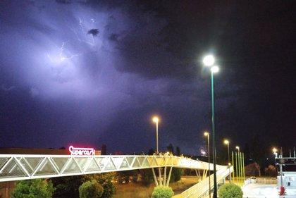 Todas las provincias de CyL, en riesgo este sábado por tormentas y lluvias