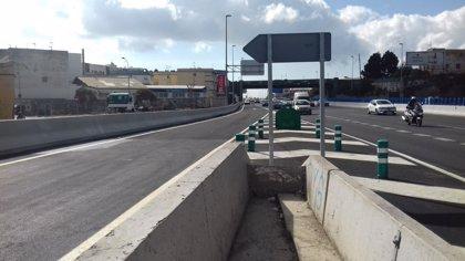 Abre al tráfico la obra del enlace San Benito-El Coromoto tras una inversión de 1,2 millones