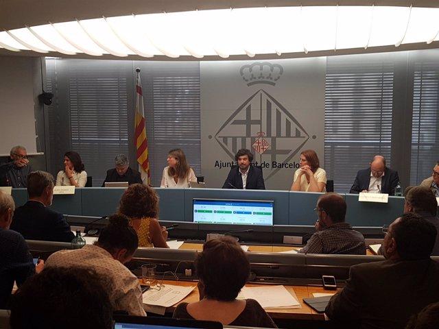 Comisión de Barcelona de estudio no permanente sobre vivienda