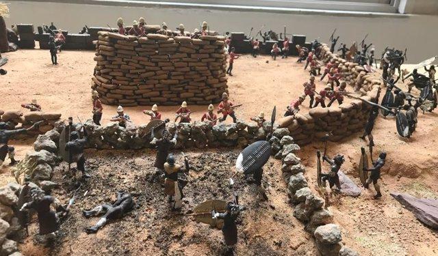 Exposición 'Zulú'