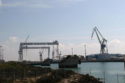 UGT-A, preocupada por la continuidad del contrato con Arabia Saudí para la construcción de corbetas en Navantia
