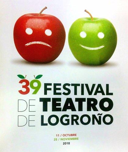 El 39 Festival de Teatro de Logroño tendrá 24 espectáculos y pondrá el acento en las mujeres creadoras