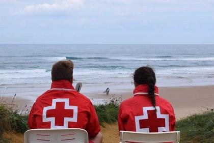 52 rescates realizados en lo que va de verano en las playas de Piélagos