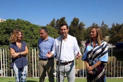 """Moreno dice que el Gobierno actúa """"irresponsablemente"""" con Navantia y """"va a condenar al paro a miles de trabajadores"""""""