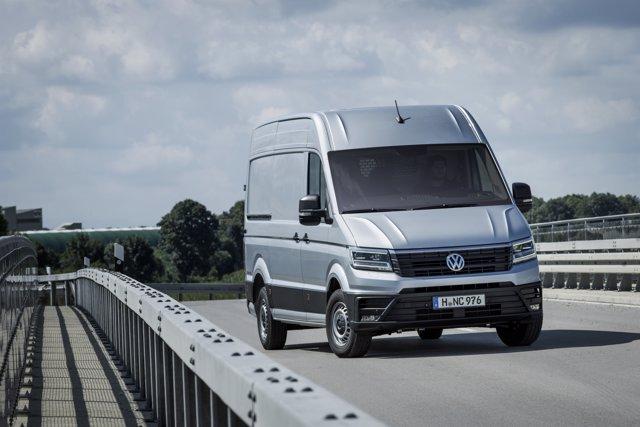 Vehículo comercial de Volkswagen (furgoneta)