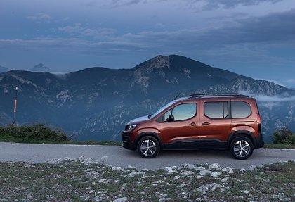 Peugeot inicia la comercialización del 'español' Rifter este lunes