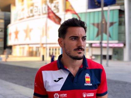 Damián Quintero será el abanderado de España en el Mundial de Karate de Madrid