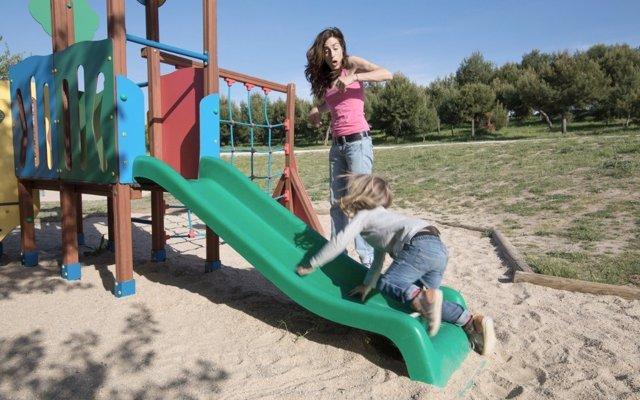 Cómo hacer que nuestros hijos jueguen seguros en el parque