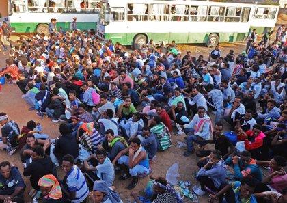 MSF llama a evacuar fuera de Libia a los migrantes atrapados por los combates en Trípoli