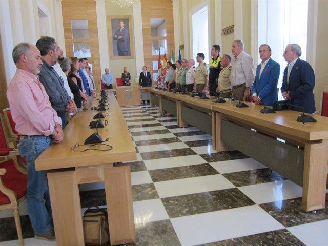 Acto institucional del Día de Extremadura en Cáceres