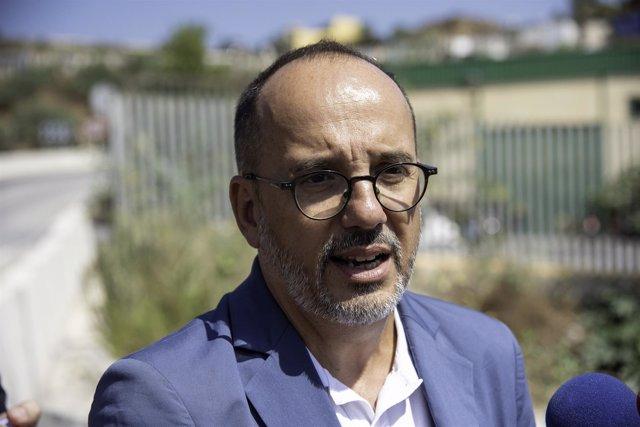 El portavoz del PDeCAT en el Congreso de los Diputados, Carles Campuzano