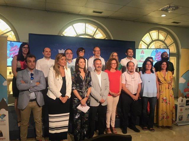 La actividad 'A una hora de Almería' promocionará la provincia en redes sociales